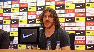 W poniedziałek konferencja prasowa Carlesa Puyola