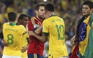 Jordi Alba: Neymar bardzo się różni od reszty