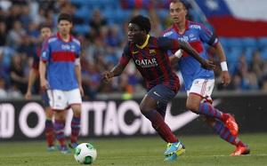 Dongou powołany do reprezentacji Kamerunu