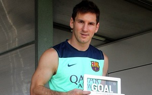 Messi: Jestem bardzo podekscytowany i optymistyczny