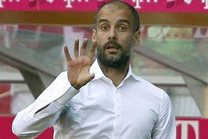 Guardiola: To dla mnie bardzo, bardzo trudne