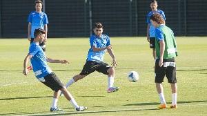 Santos przygotowuje się do Pucharu Gampera