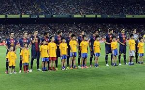 Zespół zostanie zaprezentowany podczas Pucharu Gampera
