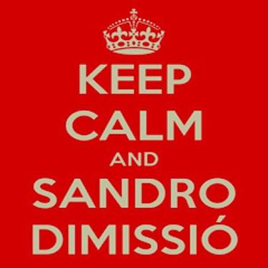 Sandro dimissió