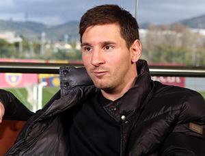Messi: Ronaldinho wiele mnie nauczył