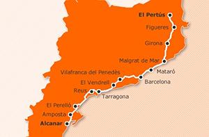 Via Catalana, czyli droga ku niepodległości