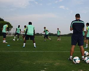 Barça B powróciła do treningów