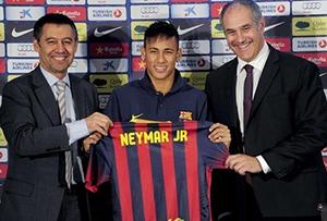 Znamy nowy numer Neymara