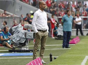Guardiola: Nie mogę zaprzeczyć, że dla mnie był to niezwykły mecz
