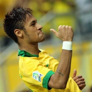 Błyskawiczny rozwój Neymara