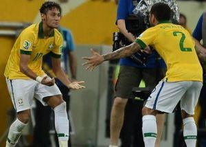 Alves: Messi z Neymarem stworzą świetny duet