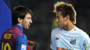 Messi: Mam nadzieję, że Neymar będzie grał jak w Brazylii