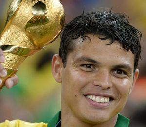 Thiago Silva: Podoba mi się styl gry Barçy