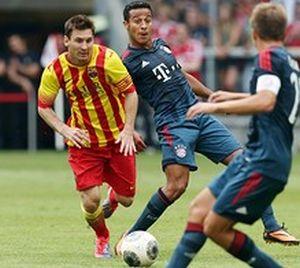 Trudny początek: Bayern 2-0 FC Barcelona