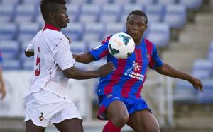 Diop może nie zagrać z Barçą