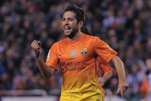 Podsumowanie sezonu 2012/13 – Jordi Alba