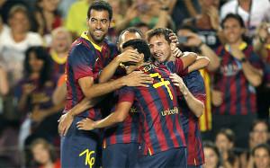 Barça – najwięcej tytułów, Messi – najlepszym strzelcem