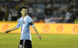 Messi powołany na spotkanie z Paragwajem