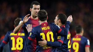 Ostatnie siedem wyników u siebie dałoby puchar Barçy