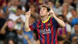Messi nominowany do nagrody UEFA za sezon 2012/2013
