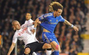 Mourinho nie zamierza oddać Luiza