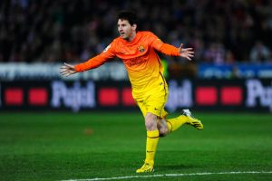 Podsumowanie sezonu 2012/13 – Lionel Messi