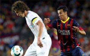 Pedro: Messi jest wart więcej niż 100 milionów euro