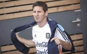Messi nie zagra przeciwko Włochom