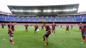 Messi z pozwoleniem na grę