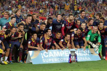 Pierwsze trofeum w sezonie! FC Barcelona – Atlético Madryt 0:0