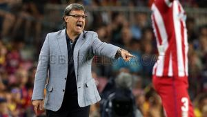 Martino: Ten tytuł należy do Tito i piłkarzy