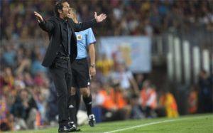 Simeone: Barça jest lepsza