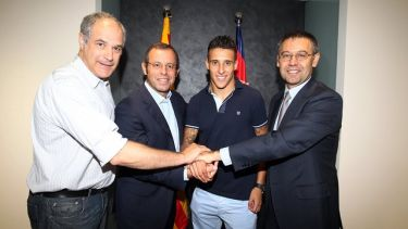 Cristian Tello z nowym kontraktem!