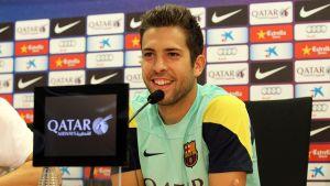 Konferencja prasowa Jordiego Alby