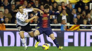 Mestalla – trudny teren dla Barcelony