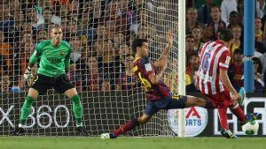 Oceny za mecz z Atlético