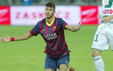 Neymar już wie, czego może się spodziewać w Europie
