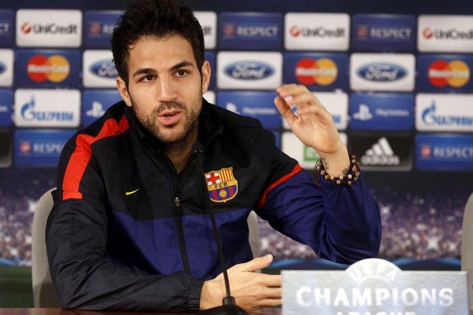 """Klub nie chce powtórzyć """"sprawy Thiago"""" z Fàbregasem"""
