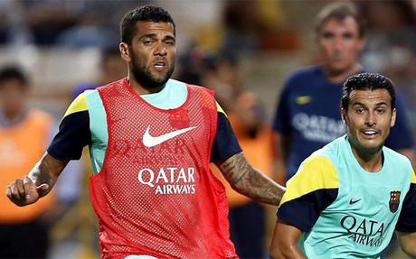 Alves: Martwiłem się o samopoczucie Abiego