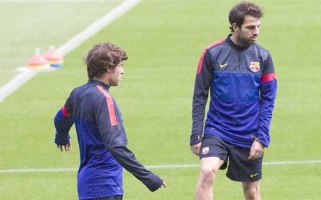 Fàbregas i Roberto mają być nowymi kreatorami gry