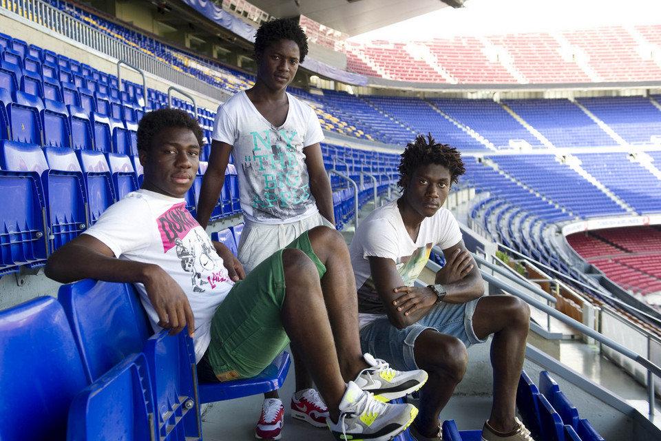 Song, Dongou, Bagnack: Kameruńskie trio