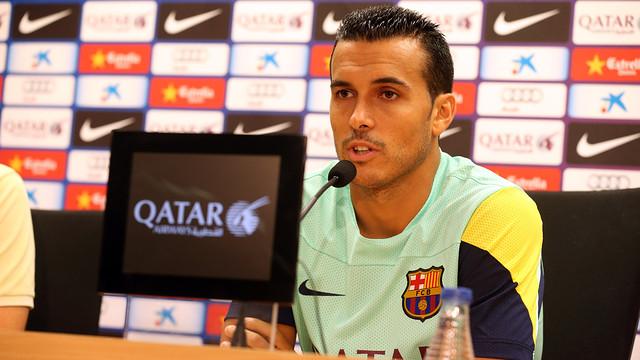 Pedro Rodríguez: Ciężko pracuję by mieć miejsce w składzie