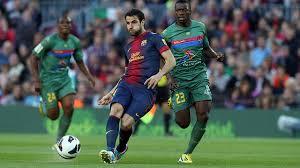 FC Barcelona-Levante UD: Zwycięstwo na inaugurację sezonu (7:0)