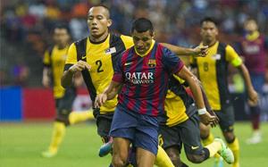 Alexis, najlepszy zawodnik pretemporady