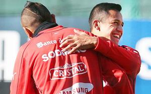 Alexis powołany na mecz z Irakiem
