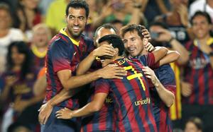 Barça z Valencią, w niedzielę o 21:00