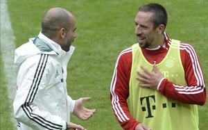 Ribéry: Abidal przekonywał mnie, abym przeszedł do Barçy