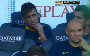 Oficjalny debiut Neymara