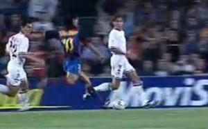 Neymar podobnie jak Ronaldinho, strzelił swojego pierwszego gola po północy