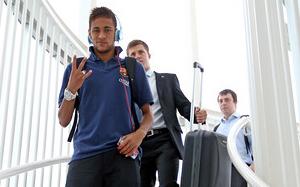 Barça jest już w Maladze